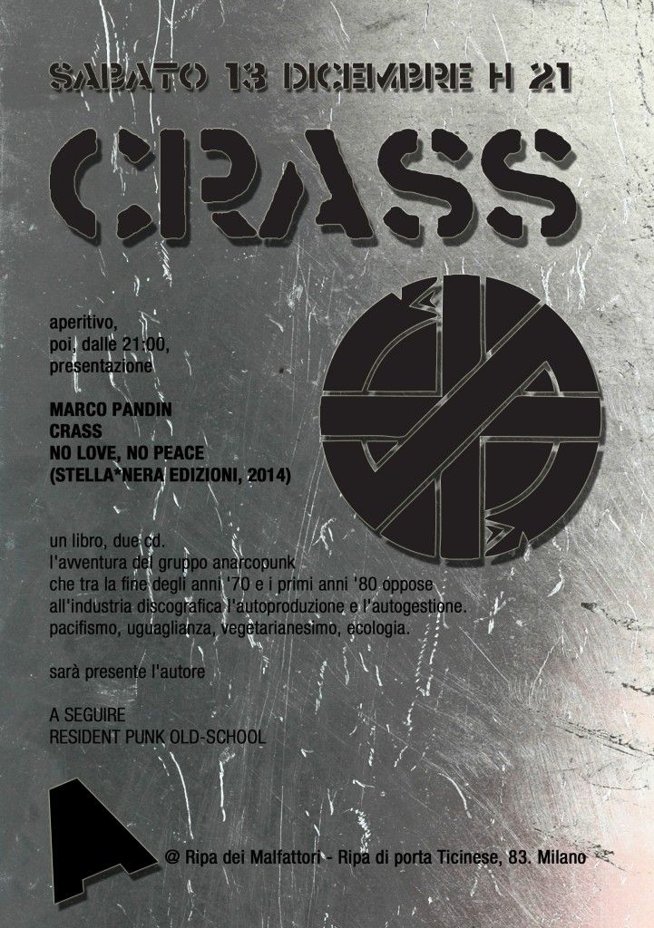 flyer Crass